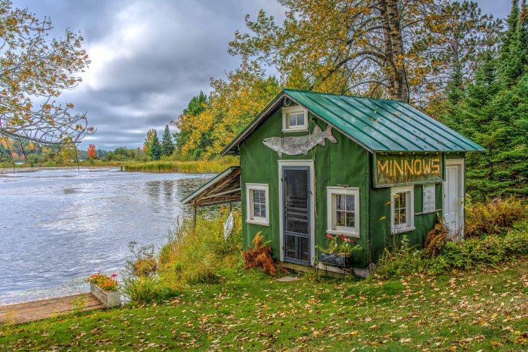 Minocqua Boathouses-30